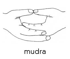 handpositie zen